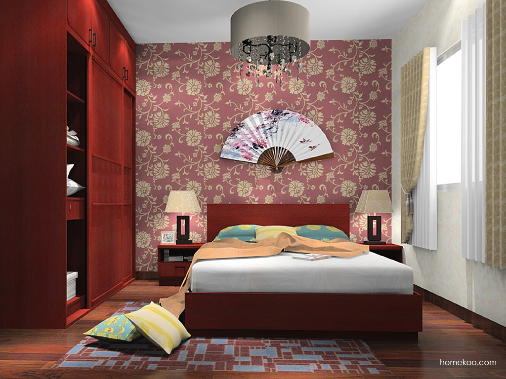 中国韵卧房家具A15598