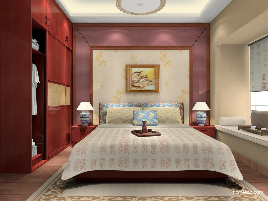 中国韵卧房家具A15628