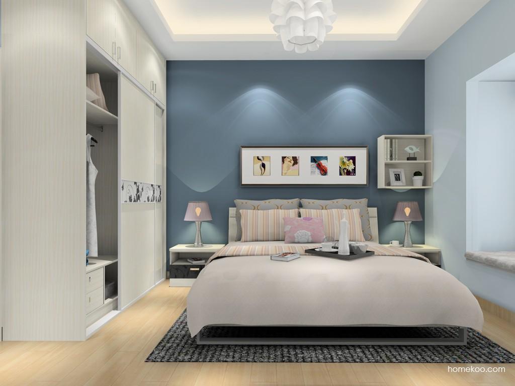 米兰剪影卧房家具A15654