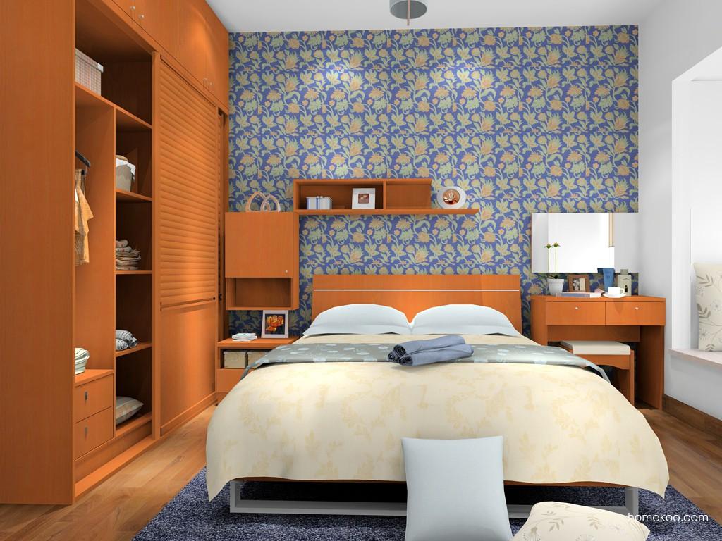 加州梦卧房家具A15657