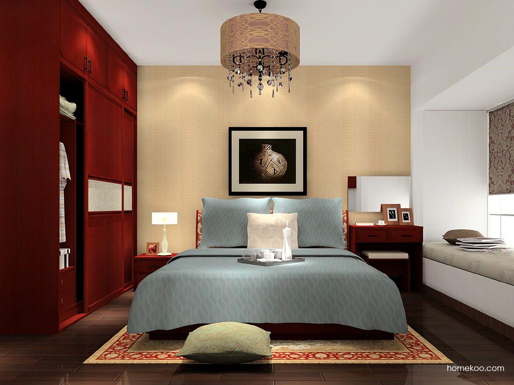 中国韵卧房家具A15659