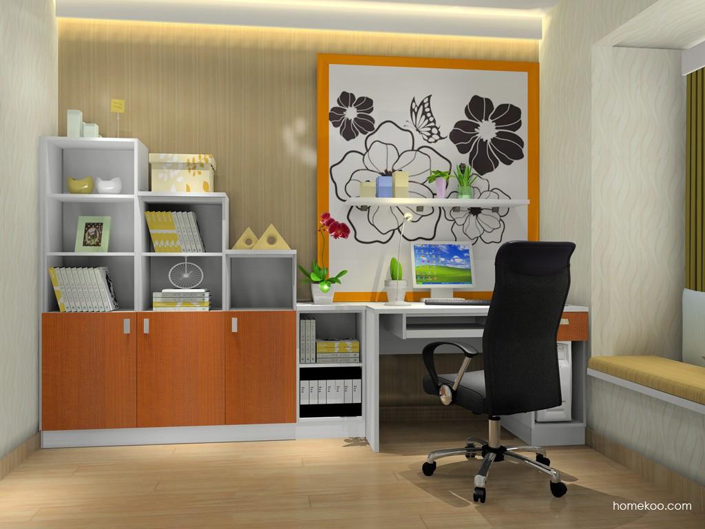 新实用主义书房家具C15300