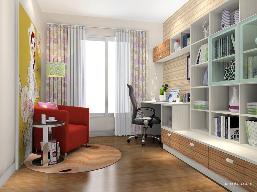 新实用主义书房家具C15309