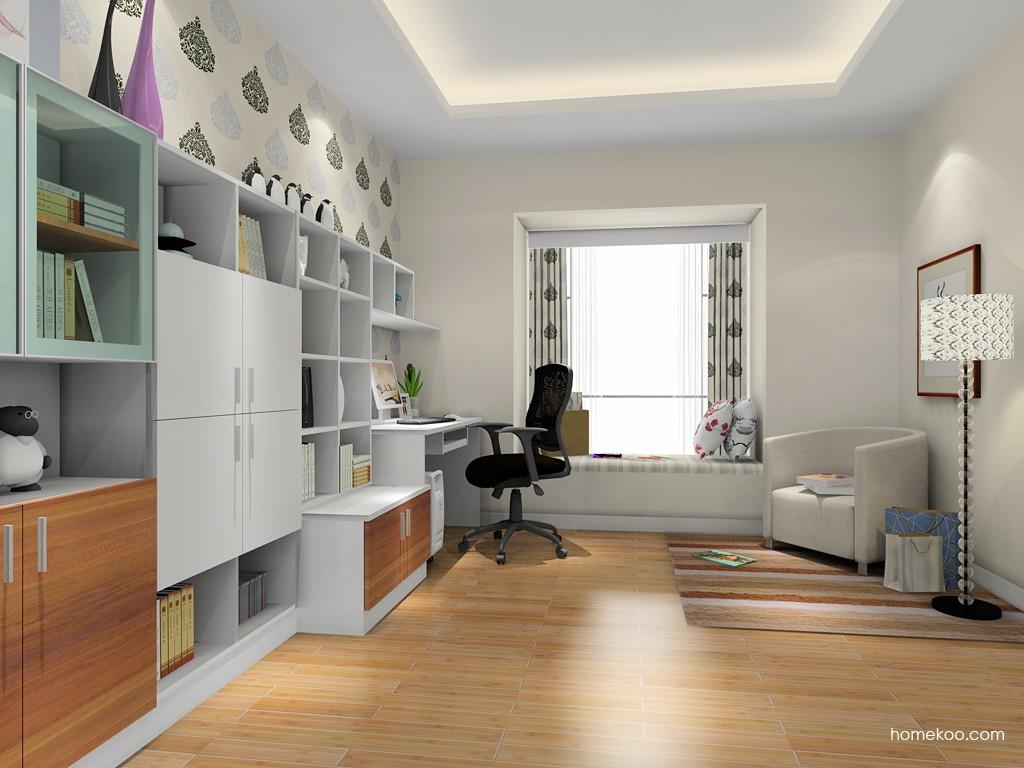 新实用主义书房家具C15313