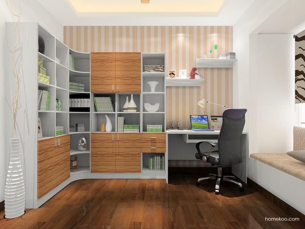 新实用主义书房家具C15315