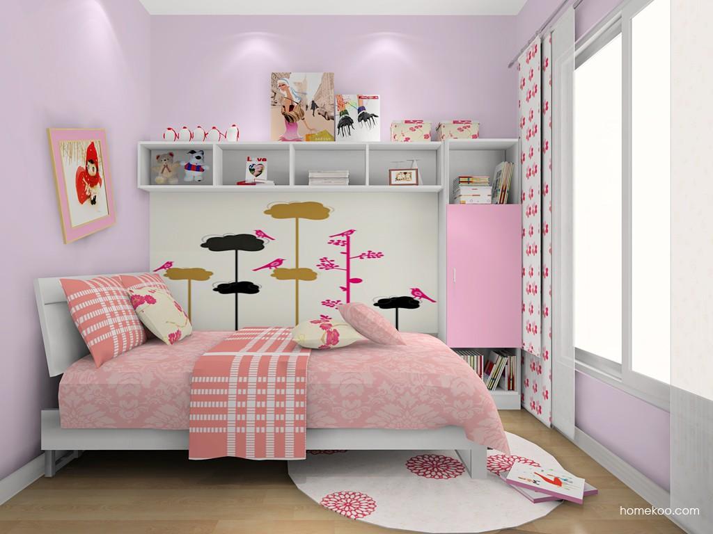 女孩的梦青少年房B15450