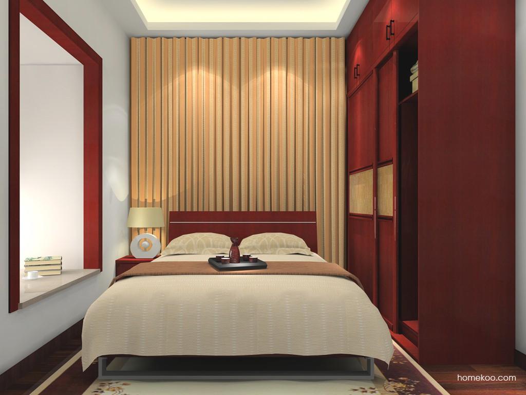 中国韵卧房家具A15676