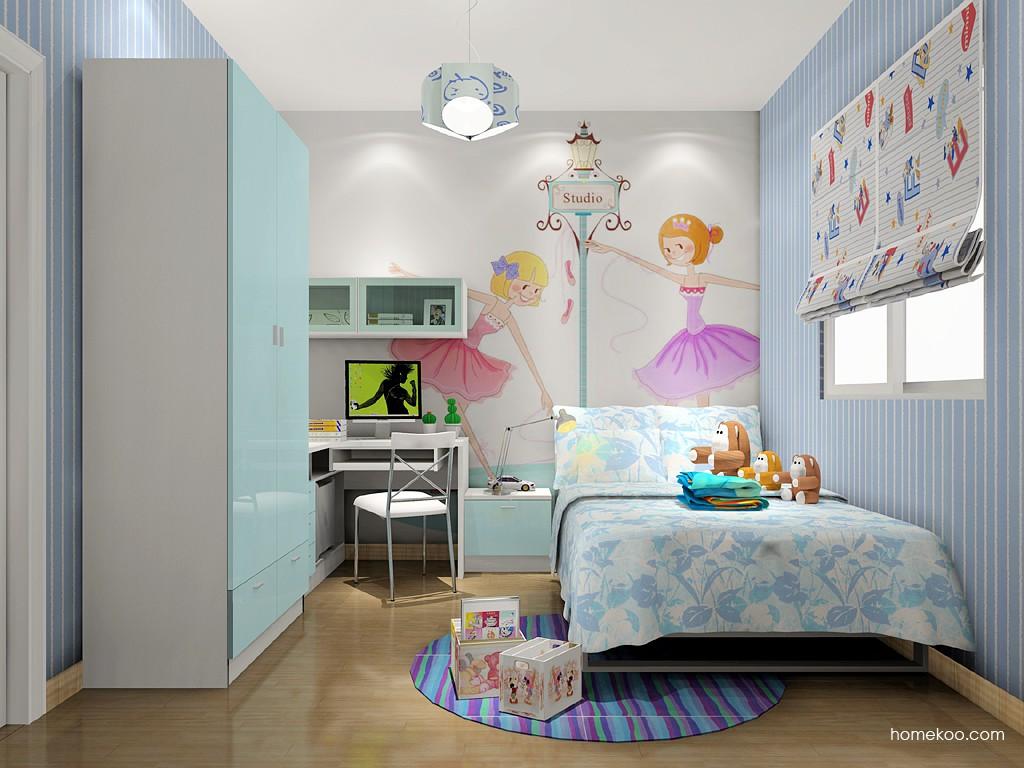 女孩的梦青少年房B15479