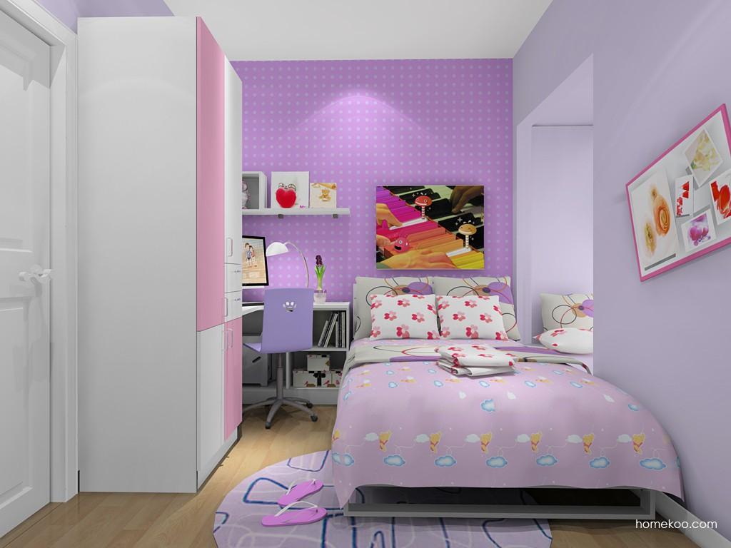 女孩的梦青少年房B15492