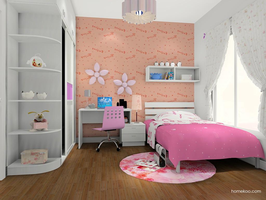 女孩的梦青少年房B15512