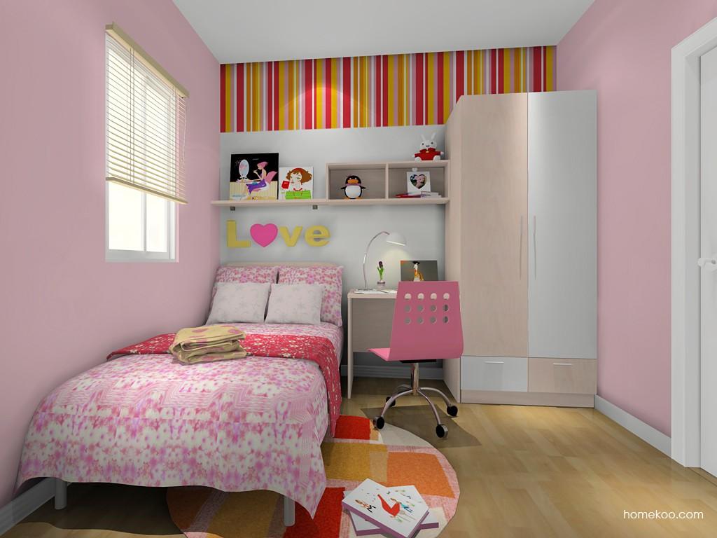 女孩的梦青少年房B15525