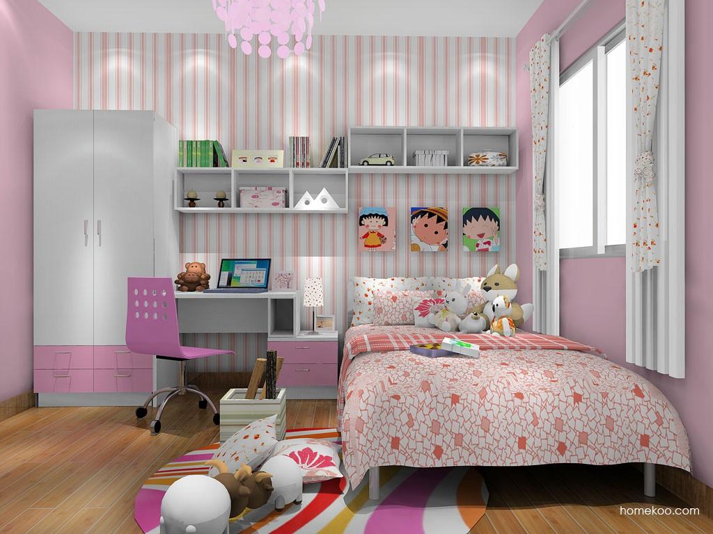 女孩的梦青少年房B15541
