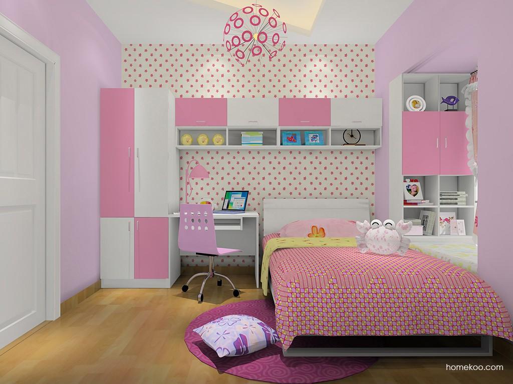 女孩的梦青少年房B15553