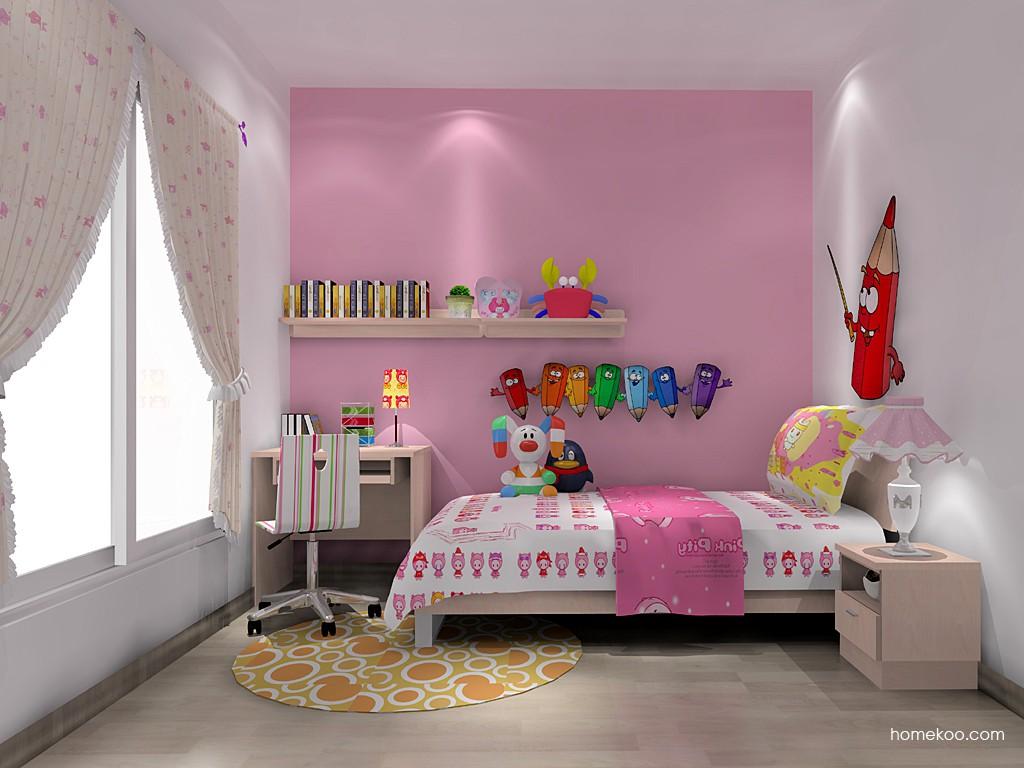 女孩的梦青少年房B15563