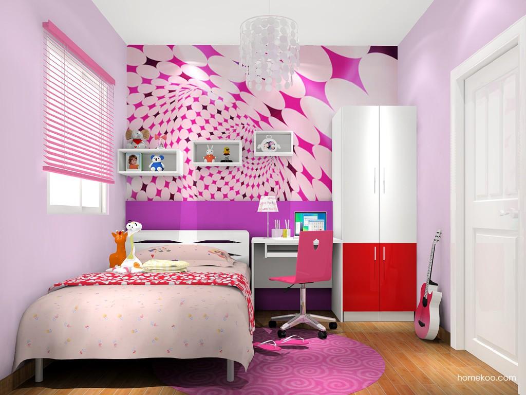 女孩的梦青少年房B15569