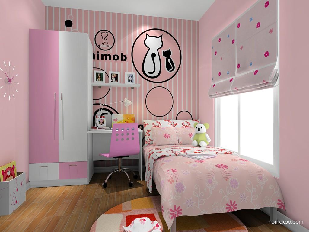 女孩的梦青少年房B15574