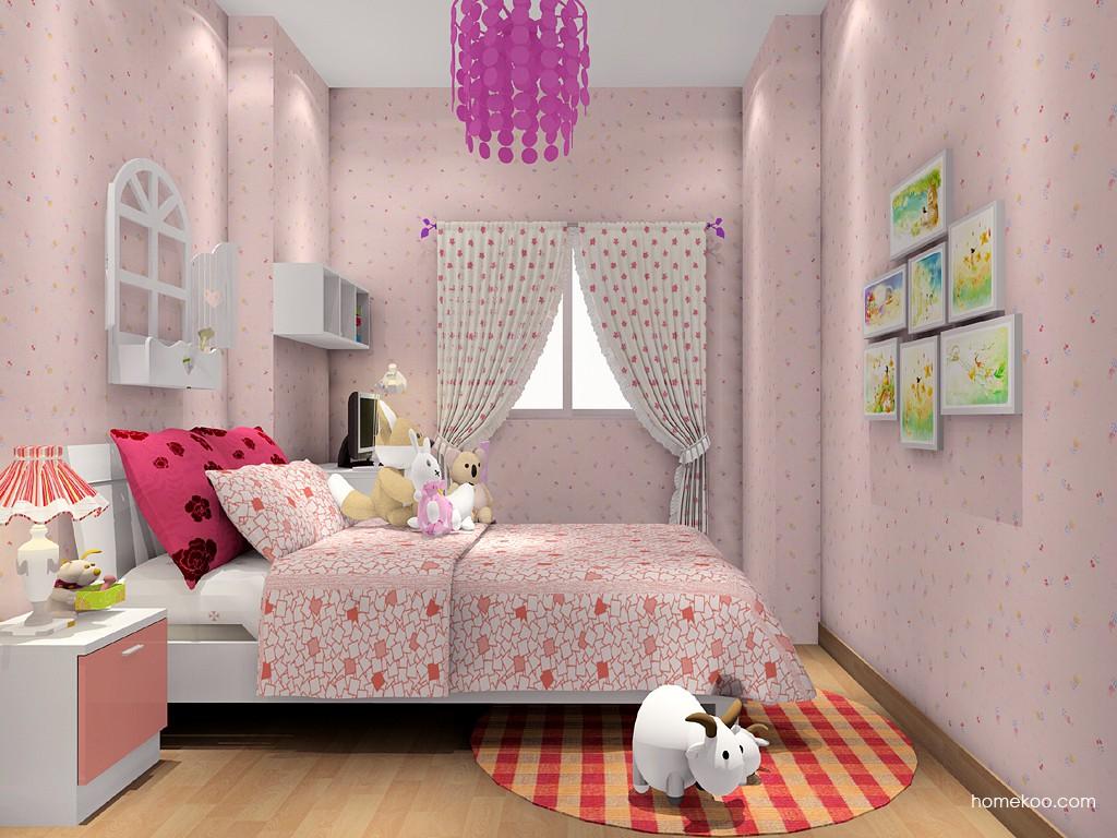 女孩的梦青少年房B15582