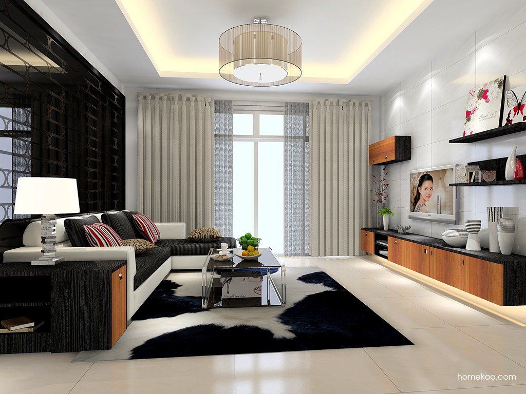 德国森林客厅家具D15380