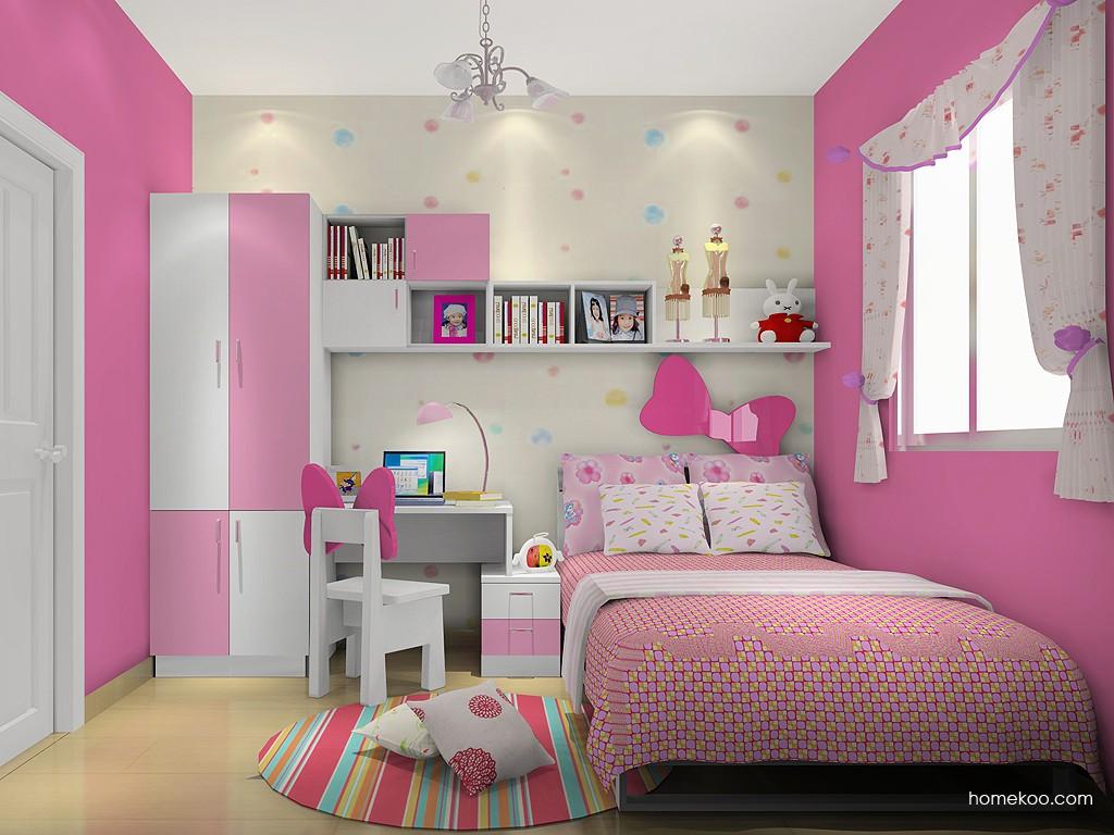 女孩的梦青少年房B15656
