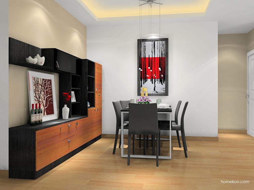 德国森林餐厅家具E11418