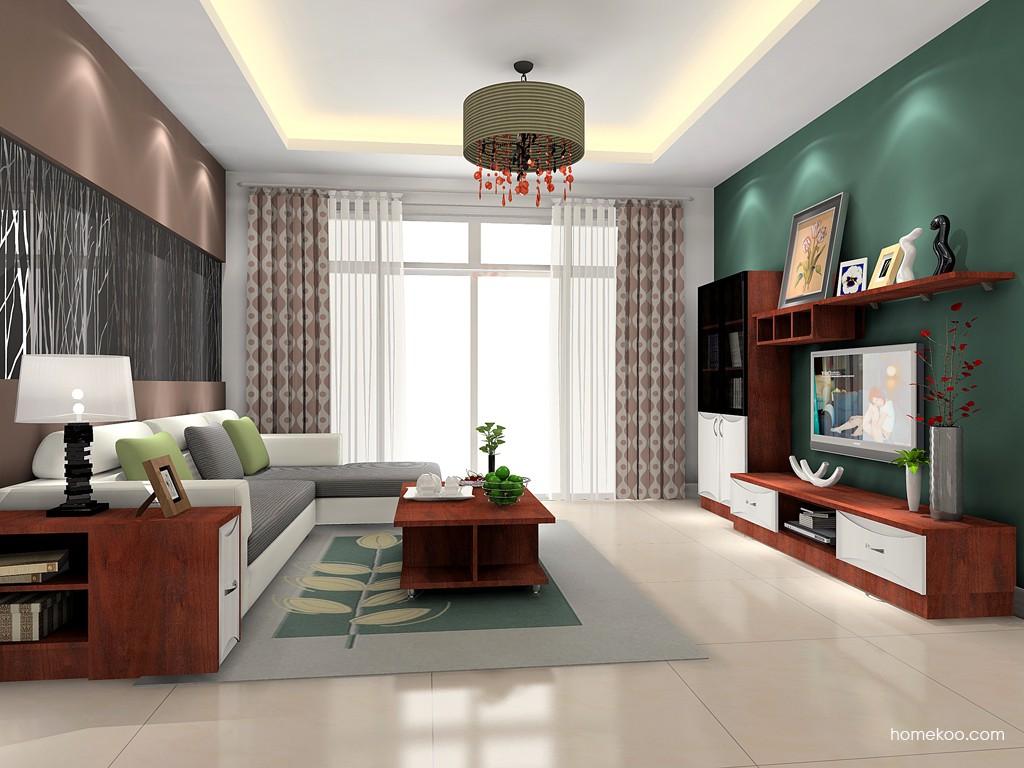 挪威月色客厅家具D15405
