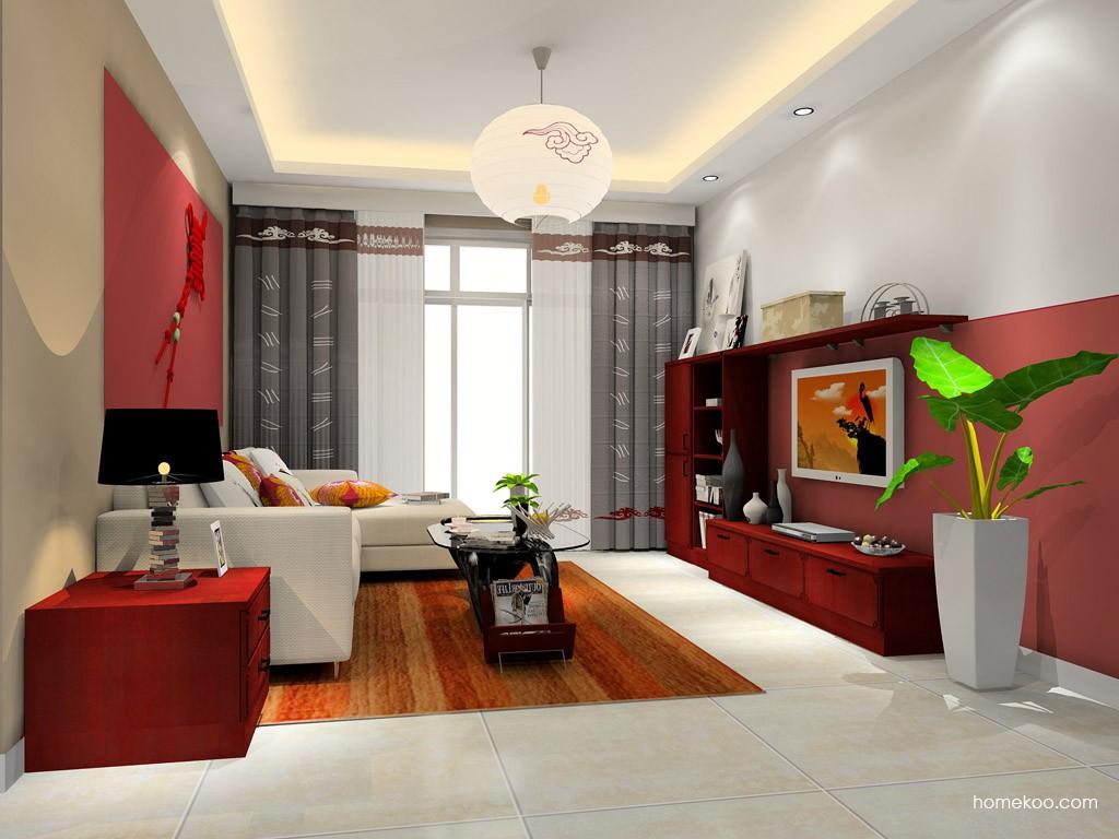 中国韵客厅家具D15409