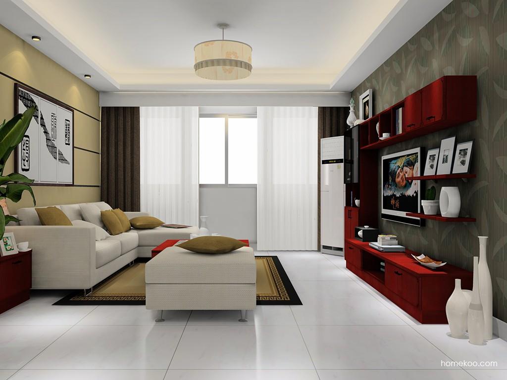 中国韵客厅家具D15427