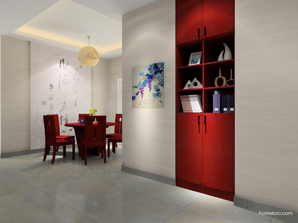 中国韵餐厅家具E11429