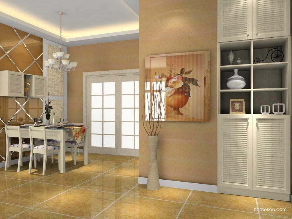 英伦印象餐厅家具E11435