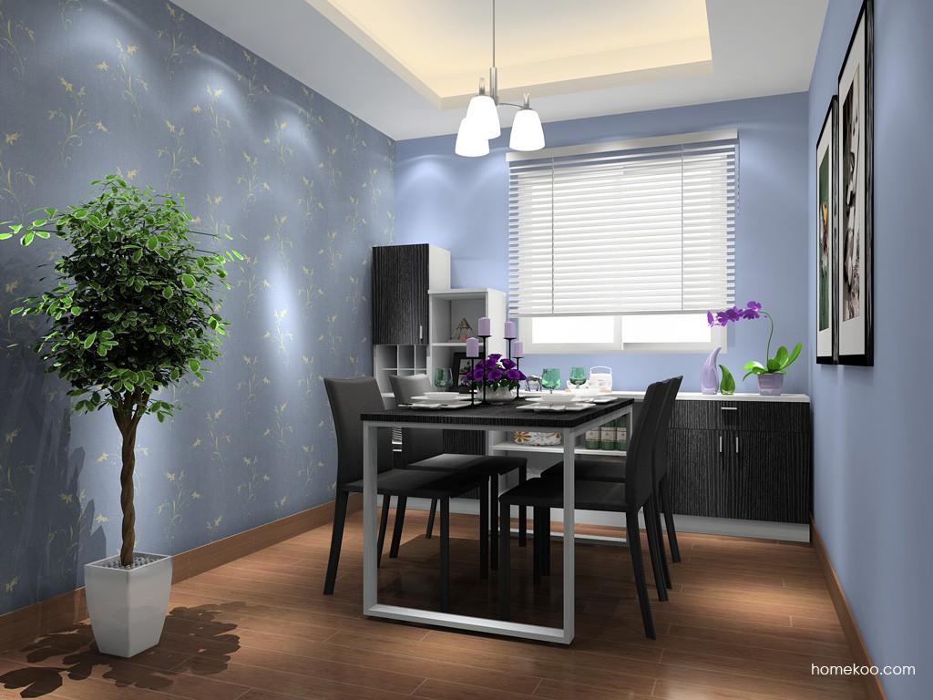 简约主义餐厅家具E11436