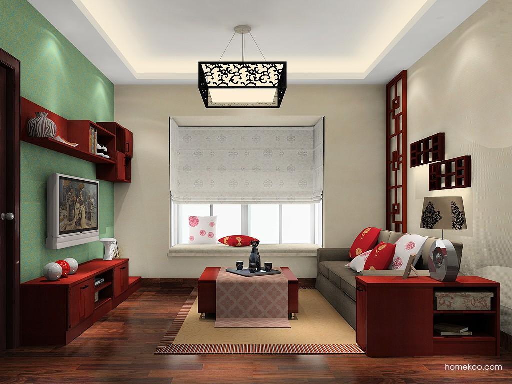 中国韵客厅家具D15437