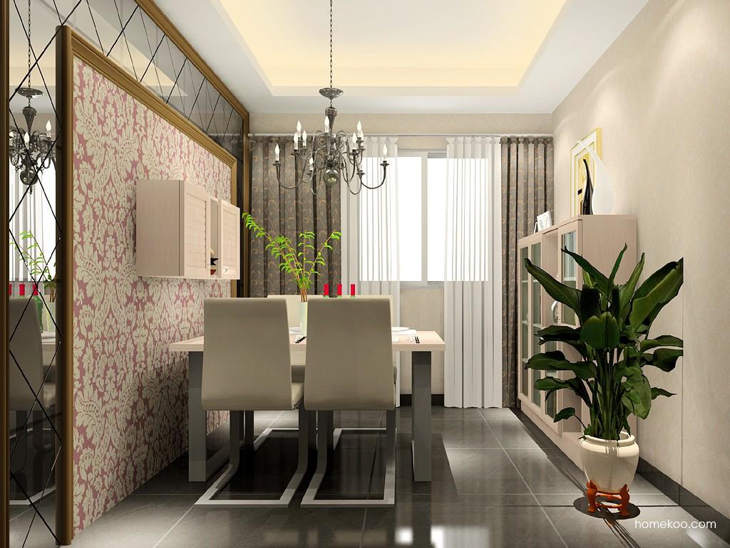 北欧阳光餐厅家具E11443