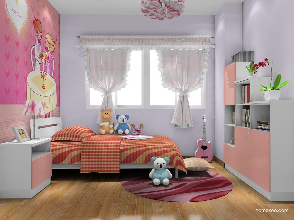 女孩的梦青少年房B15697