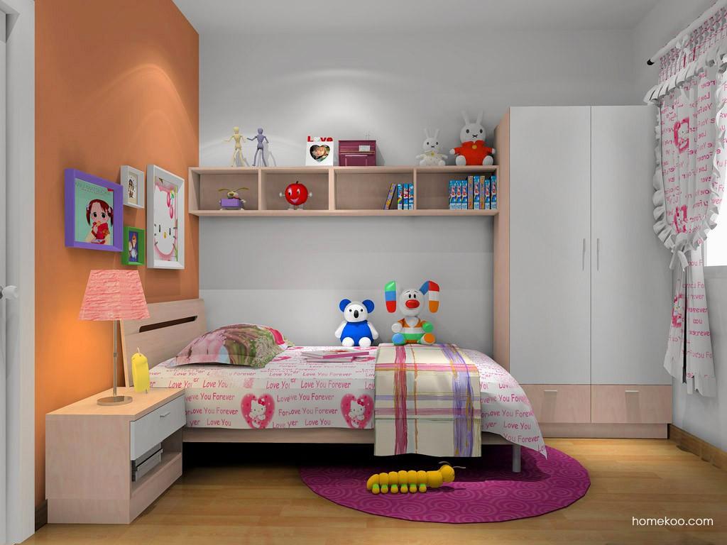 女孩的梦青少年房B15699