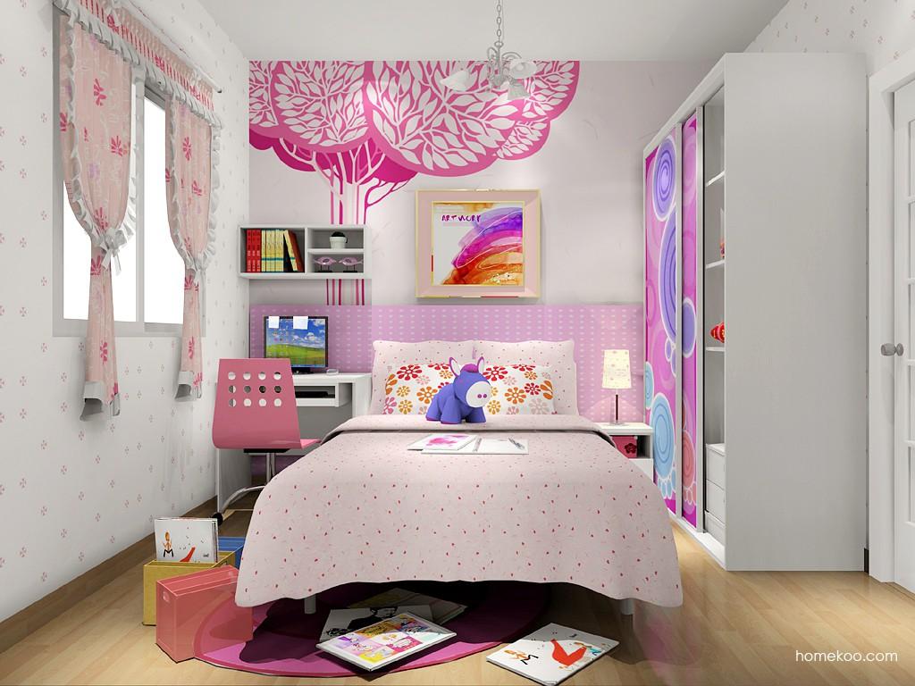 女孩的梦青少年房B15707