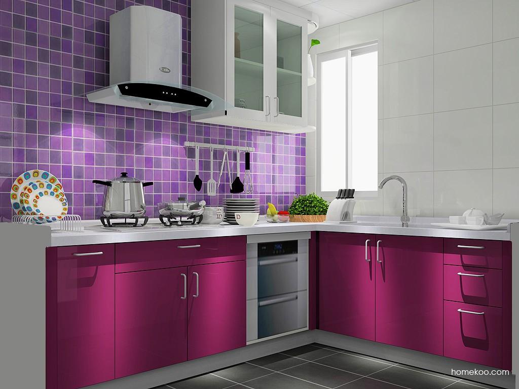 紫晶魅影橱柜F14454
