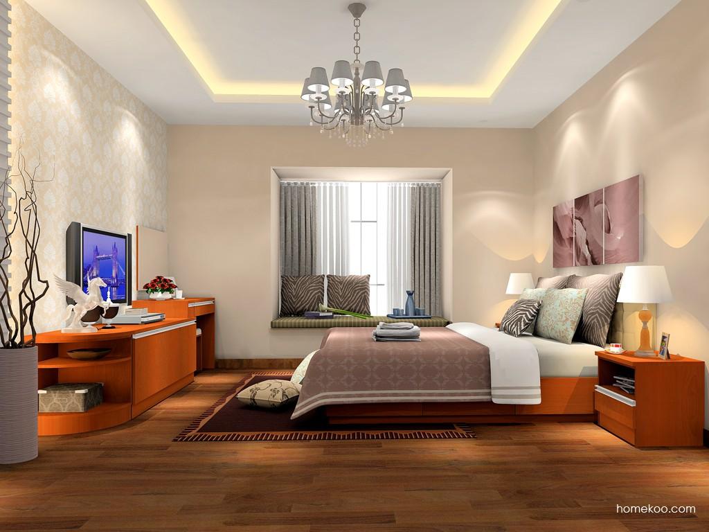 加州梦卧房家具A15693