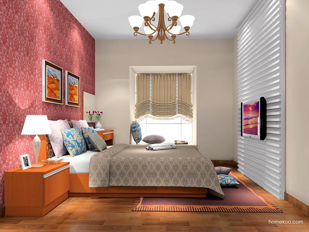 加州梦卧房家具A15700