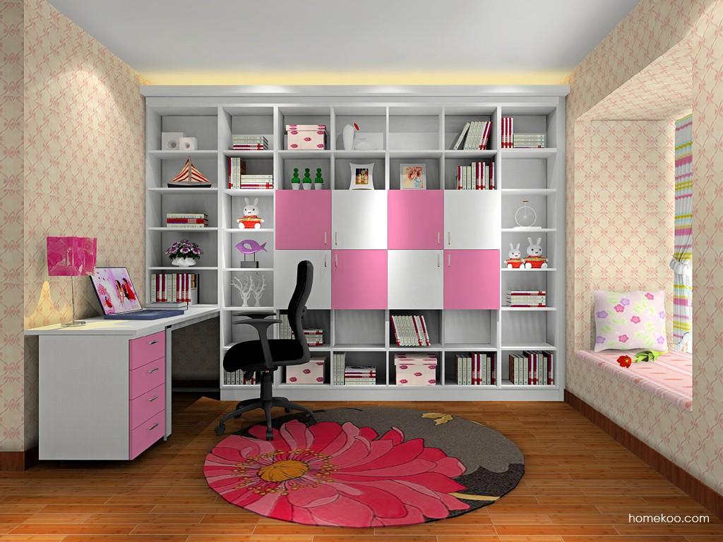 新实用主义书房家具C15354