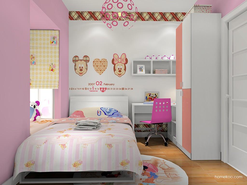 女孩的梦青少年房B15730