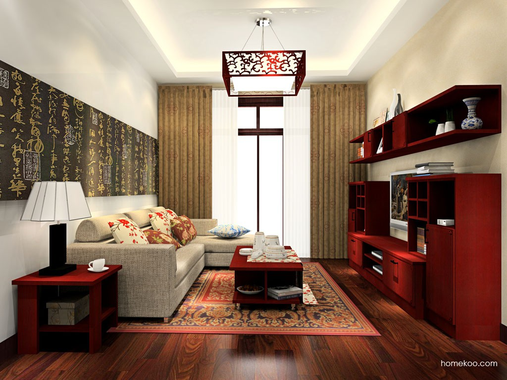 中国韵客厅家具D15478
