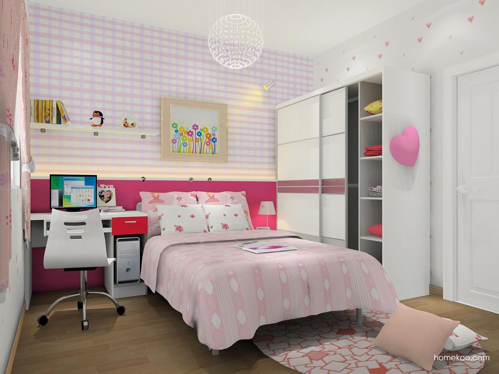 女孩的梦青少年房B15734
