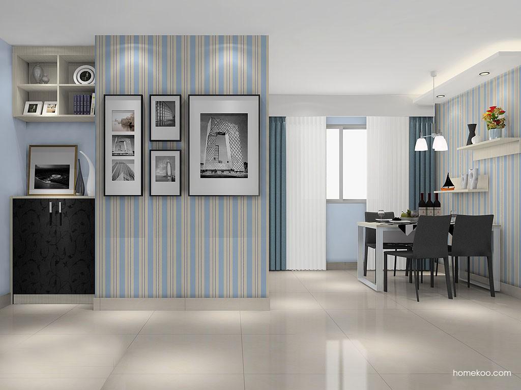 米兰剪影餐厅家具E11483