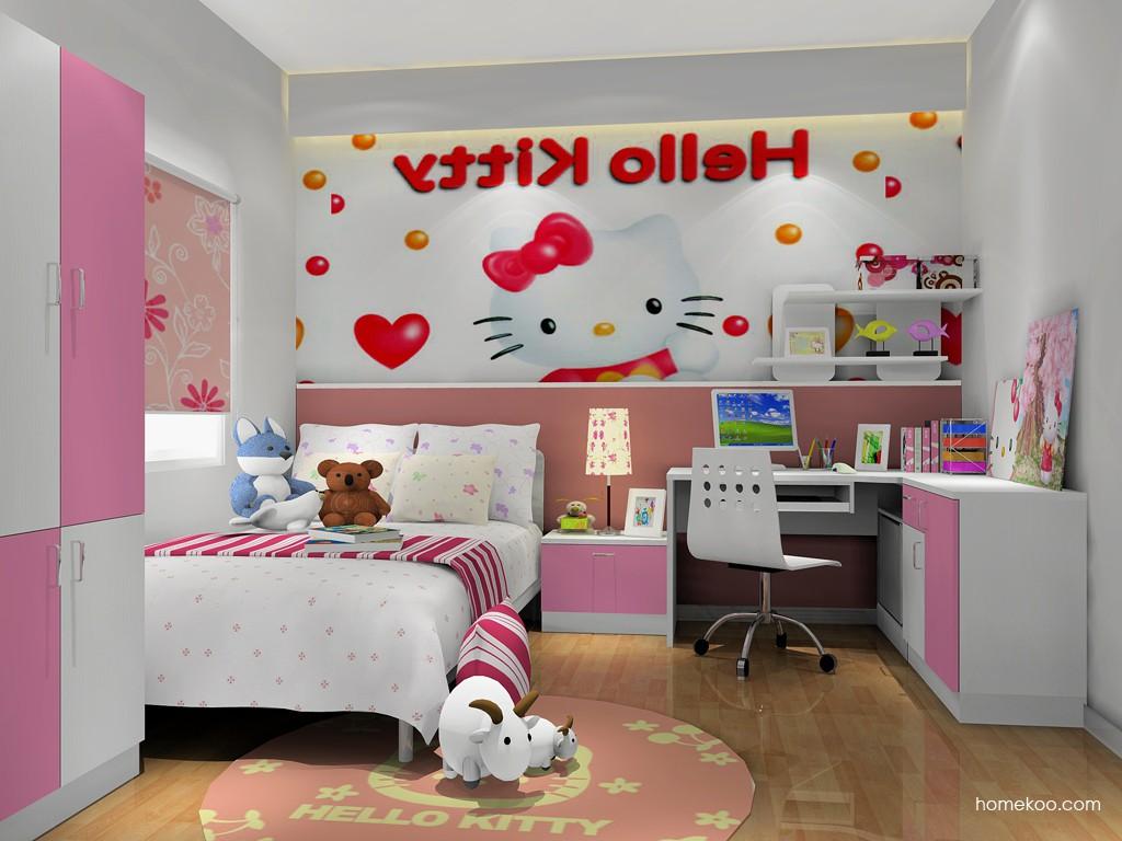 女孩的梦青少年房B15751