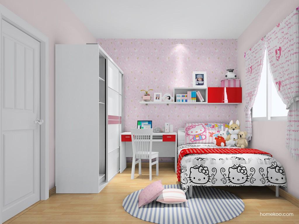 女孩的梦青少年房B15760