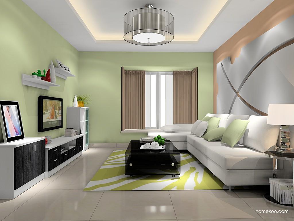 简约主义客厅家具D15503