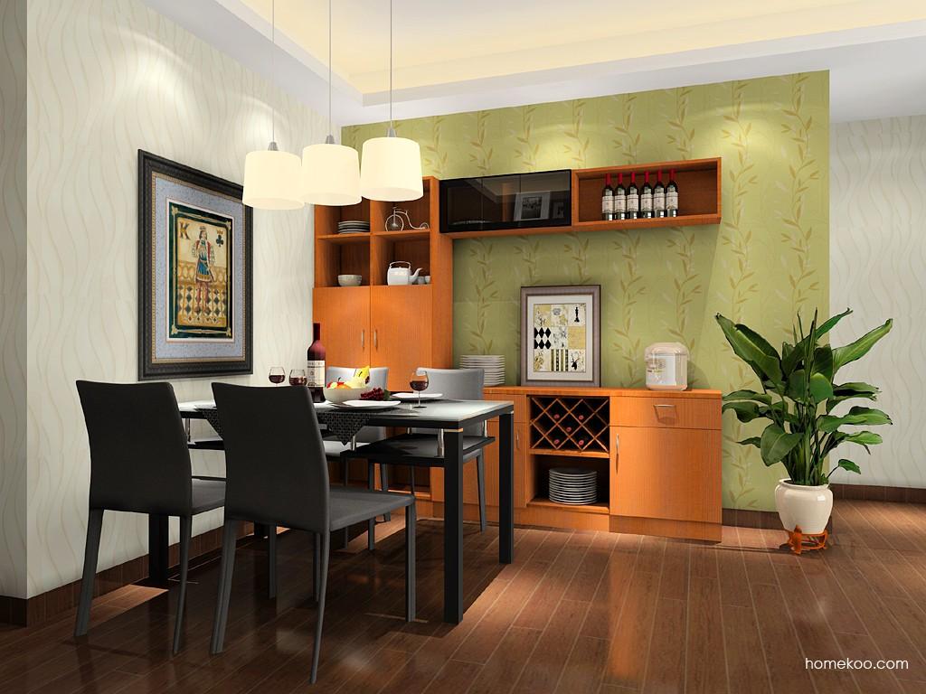 芭堤雅餐厅家具E14630