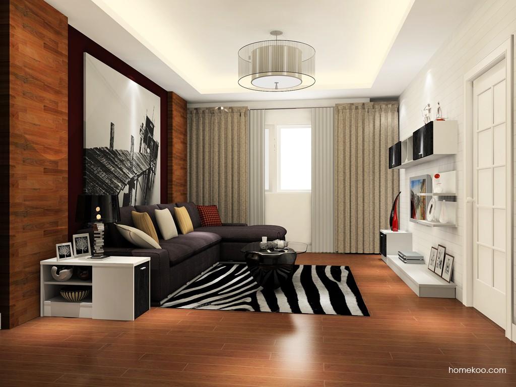 简约主义客厅家具D15516