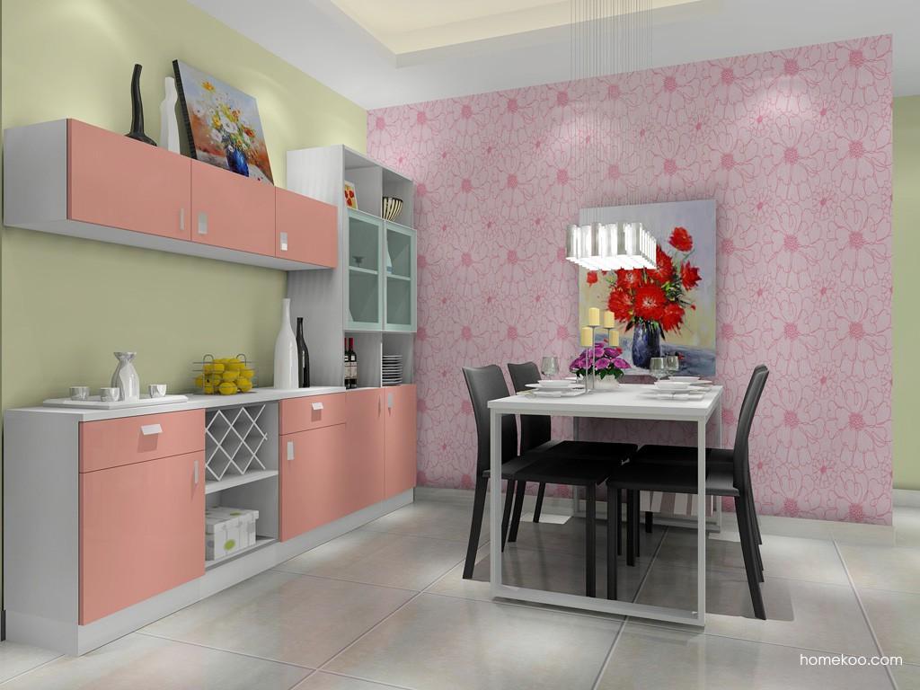 浪漫主义餐厅家具E14644