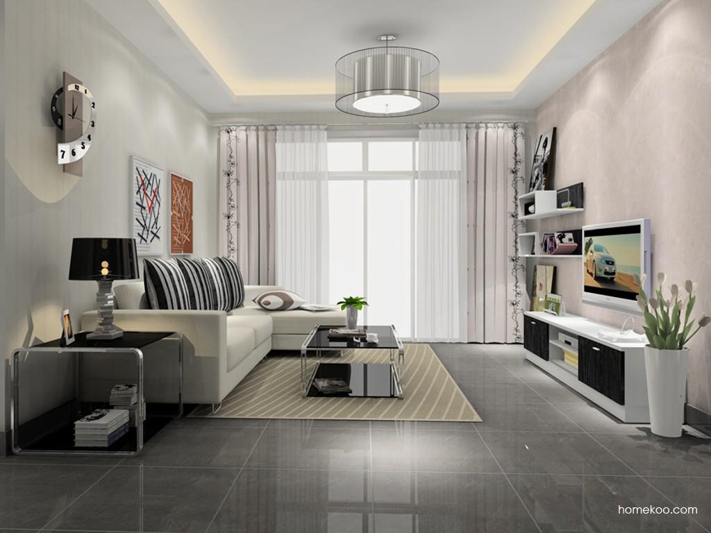 简约主义客厅家具D15528